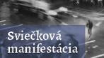 Sviečková manifestácia '88