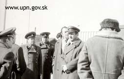 Foto 2: Súčinnostná porada VKR, ŠtB a KGB