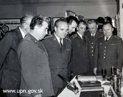 Foto: Z výstavy venovanej poslaniu a činnosti VKR