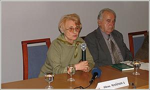 Foto: Zdena Mašínová a Milan Pika