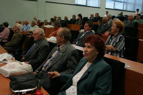 Foto: Pohľad na účastnikov