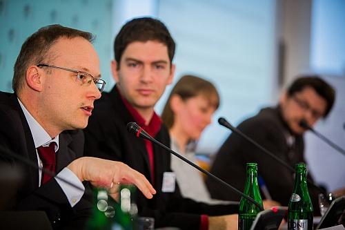 Photo: Łukasz Kamiński, President of Polish IPN
